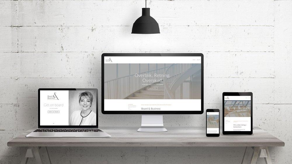 Ram din ideelle kunde med målrettet webdesign - Rådgivning ⎜ hjemmesider ⎜ Drift