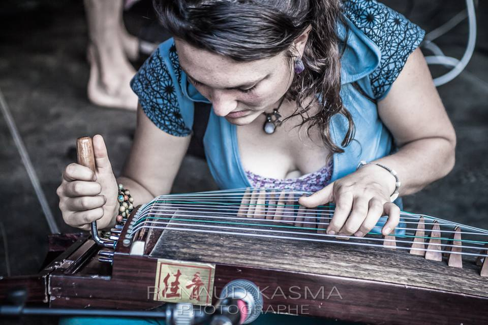 Kola Papass - Space Gathering 2016 - Renaud Kasma - Star Seed Harp.jpg