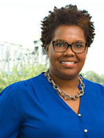 Takema Robinson-Bradberry    Senior Associate, Education