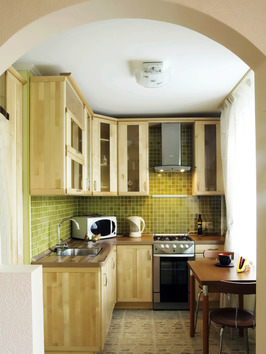 Small Space Kitchen Design Suggestions — Premium Depot