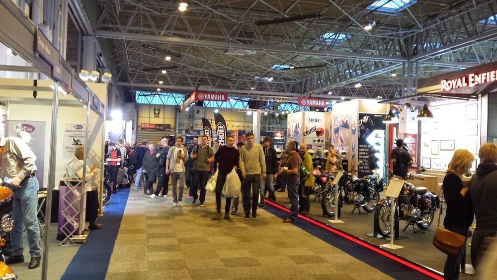 Motorcycle Show Birmingham