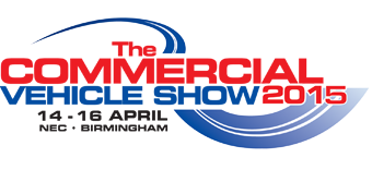 commercial vehicle show logo