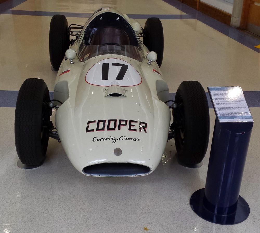 1958 Cooper T45 / 51