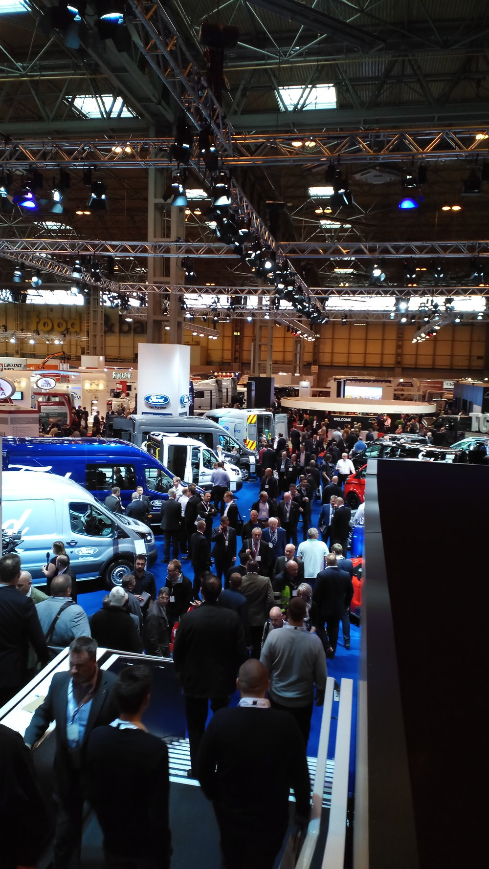 Image of Ford Stand - Commercial Vehicle Show 2017