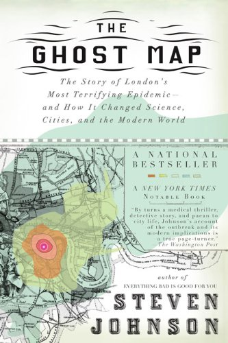 Review of The Ghost Map by Steven Johnson - The Peachy Pixel