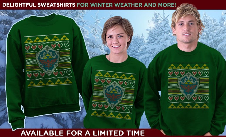 Christmas Sweaters - The Peachy Pixel