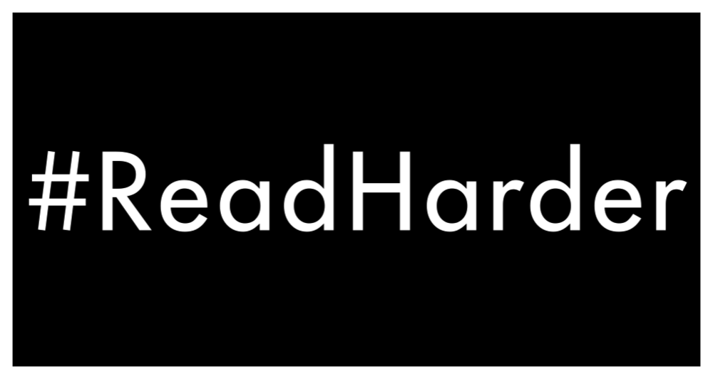 Read Harder Challenge 2015 - The Peachy Pixel