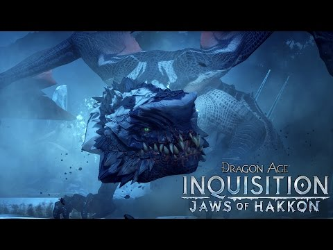 Dragon Age Inquisition: Jaws of Hakkon - The Peachy Pixel