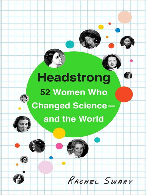 Headstrong by Rachel Swaby - The Peachy Pixel
