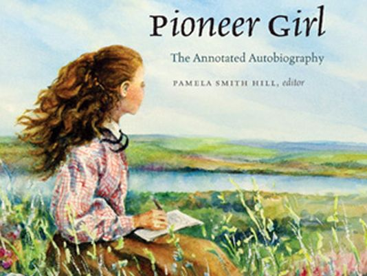 Pioneer Girl by Laura Ingalls Wilder - The Peachy Pixel