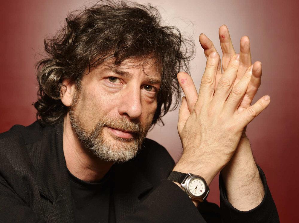 Neil Gaiman himself!
