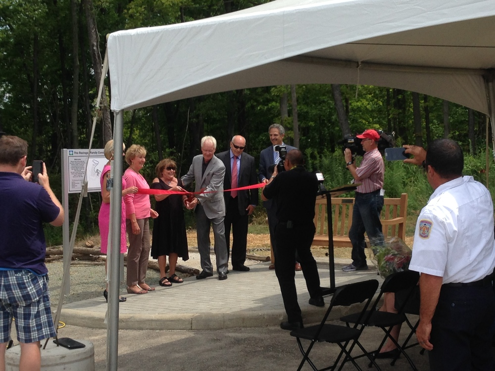 CCF Twinsburg Community Trail Ribbon Cutting - August 24, 2015