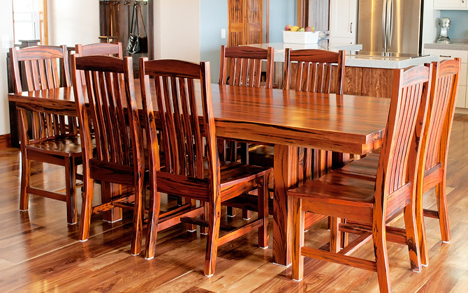 after aging - beautiful furniture