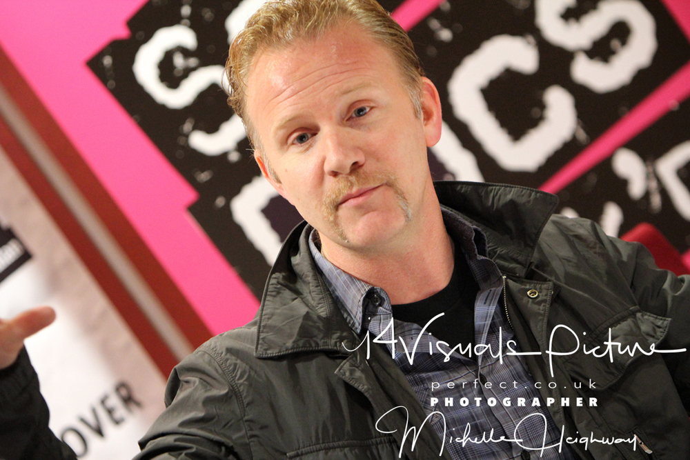 Sheffield Doc Fest- Morgan Spurlock