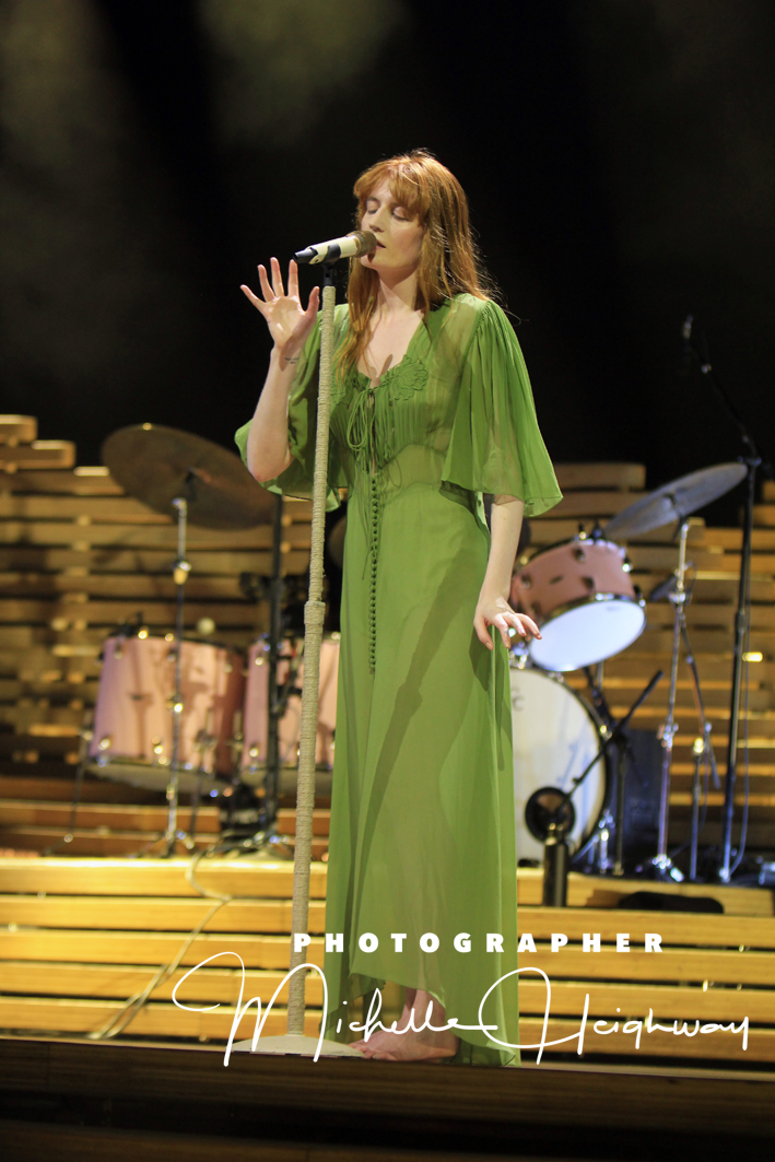 Florence + The Machine Live @ First Direct Arena , Leeds, 15 Nov
