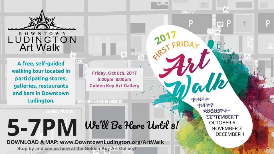 Golden Key Art Gallery - Art Walk October 6th 2017.jpg