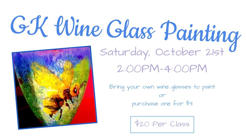 Golden Key Art Gallery - Wine Glass Painting Saturday, October 21st, 2017.jpg