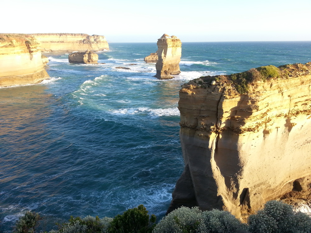 Copy of 12 Apostles during the day