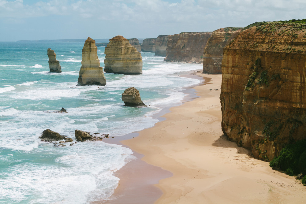 Great Ocean Road Coast