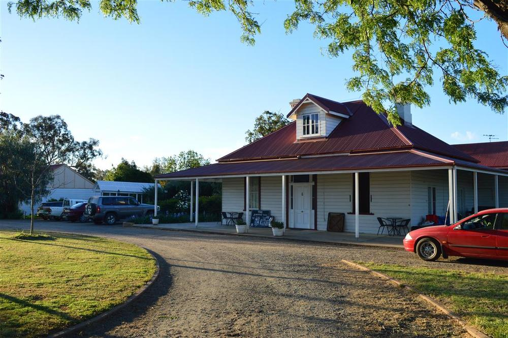 Australian Country Farmstay Accommodation