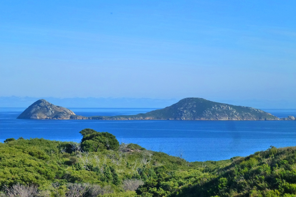Wilsons Promontory National Park Mountain View