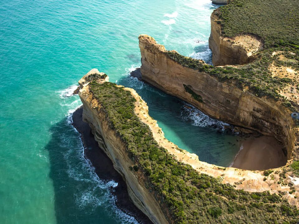 Copy of Loch Ard Gorge on Great Ocean Road