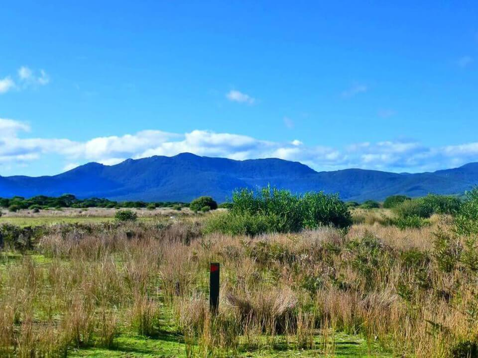 Wilsons Promontory Mountains