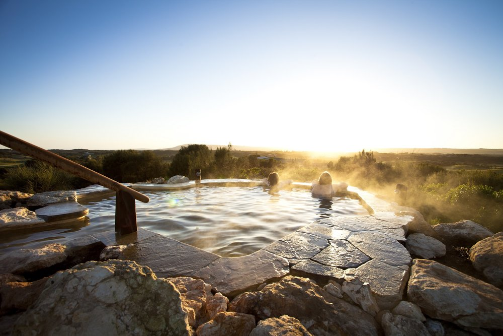 Hill Top Pool Sunrise 4 Peninsula Hot Springs.jpg