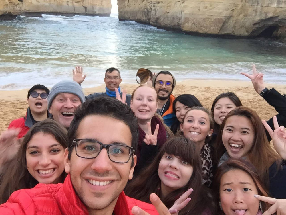 Loch ard gorge group selfie.jpg