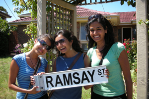 Ramsay Street Neighbours Tours