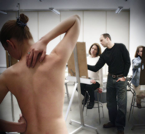 TEACHING FIGURE DRAWING