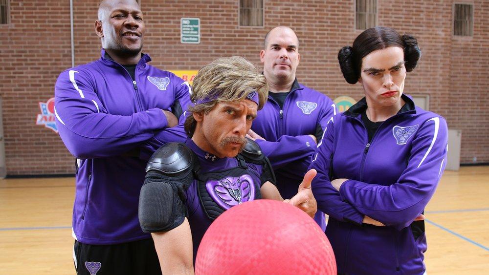"""Dodgeball"" OMAZE Campaign"