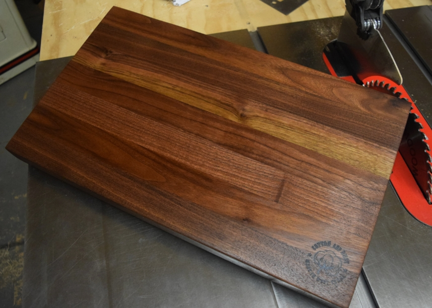 The Matthew Black Walnut