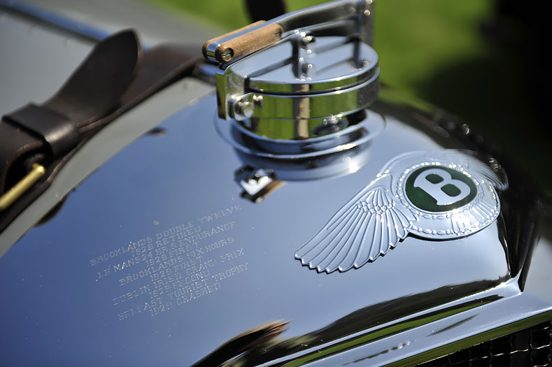 1930 Bentley Speed Six Old_Nunber 2 Sporting its Racing Provenance on the Radiator Surround