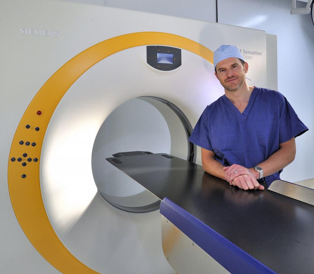 Carondelet, Dr. Eric Sipos