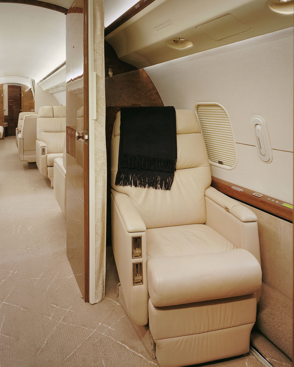 Aircraft Crew Seating