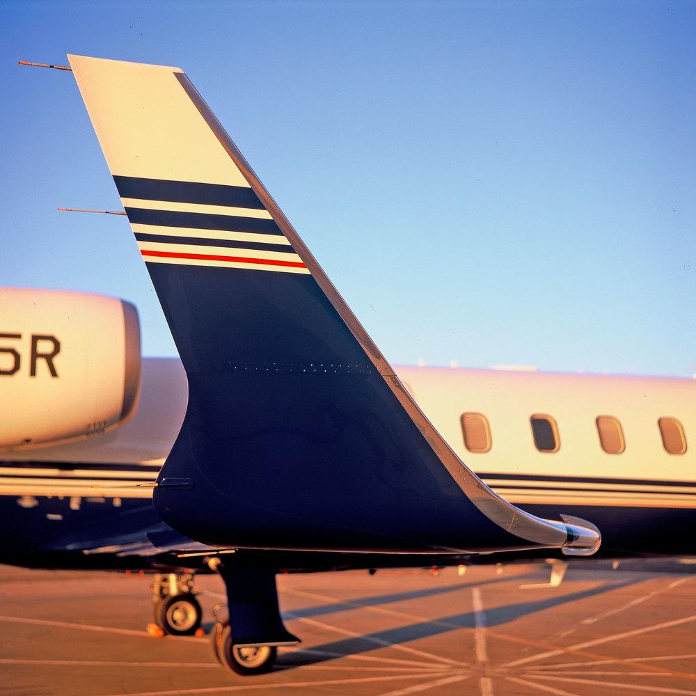 Learjet Winglet