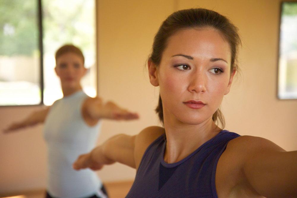 Miraval Yoga