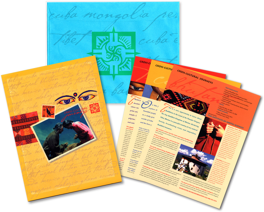 Company Information Kit and Promotional Mailers