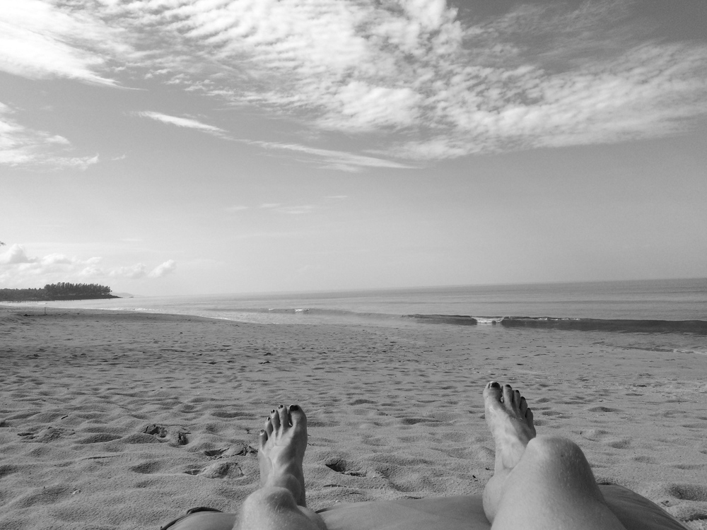 🌊⛅️ Beach