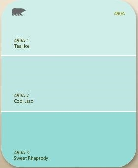 behr cool jazz paint