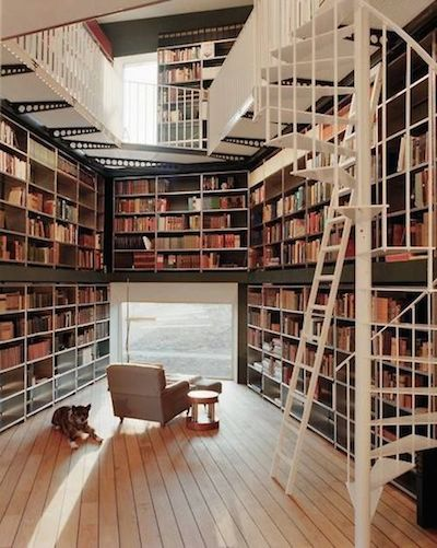 the perfect library
