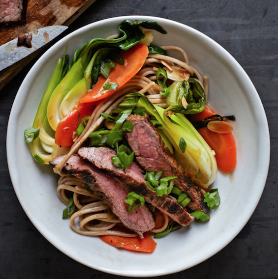 steak-and-soba-stirfry