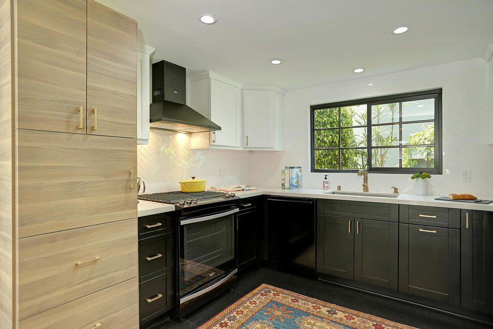 Week The Kitchen Is Finally Done Niche Interior Design Santa Monica Ca Interior