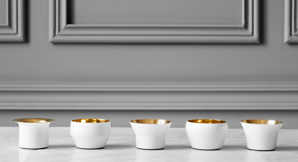 Kin Tea Light Set from Horne