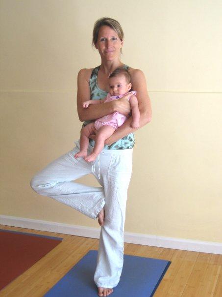 NYC Prenatal Yoga Classes