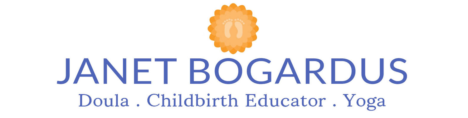 Janet Bogardus, Childbirth Educator, Doula