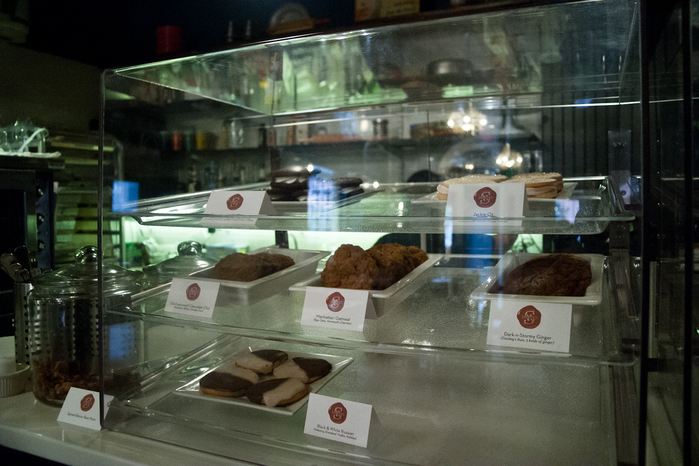 Selections from the Spirited bakery takeaways menu