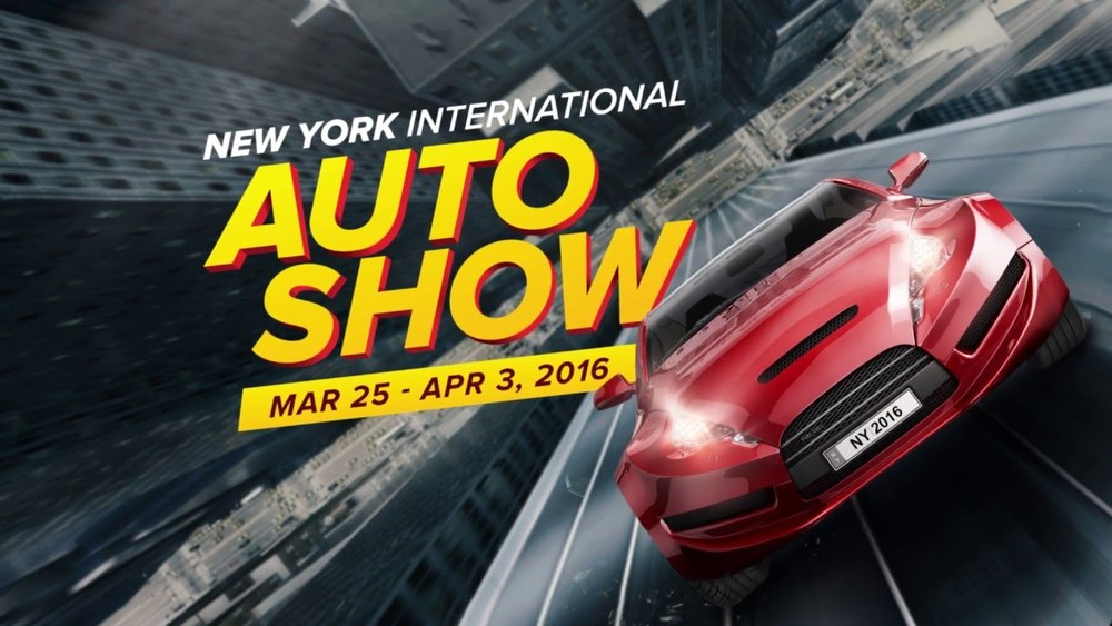 New York International Auto Show Drives Into Town Native Creative - Nyc car show tickets