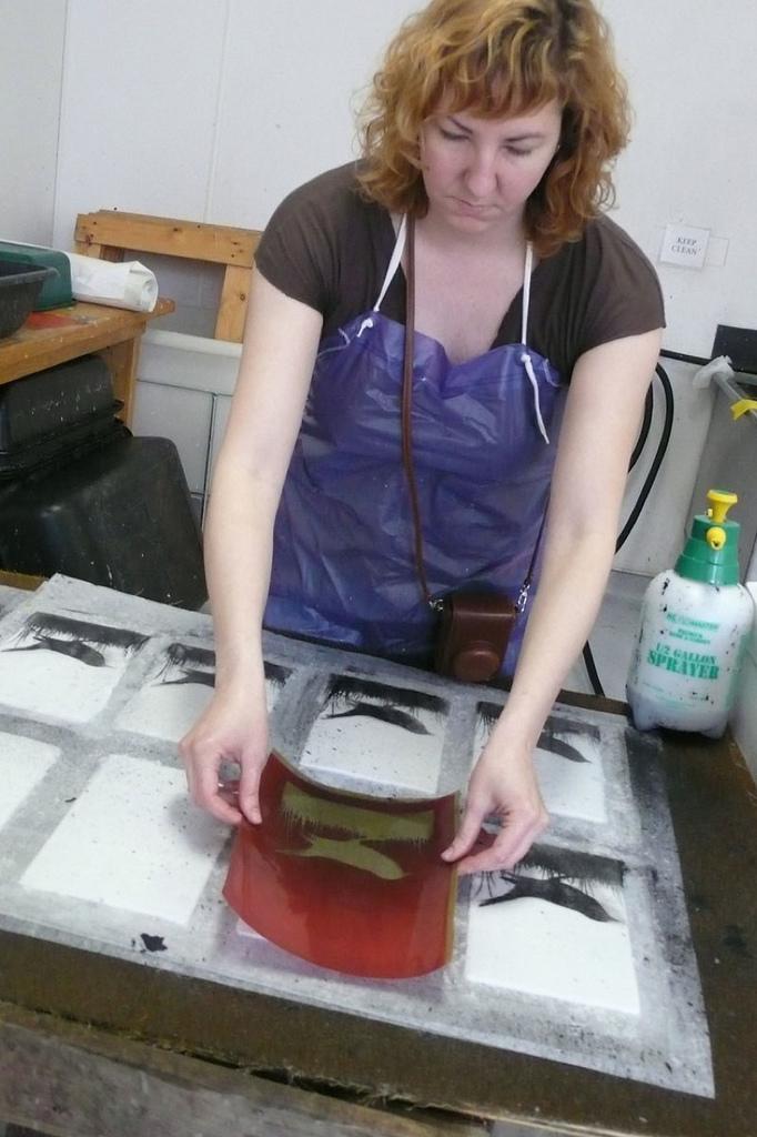 Pulp Printing process 1